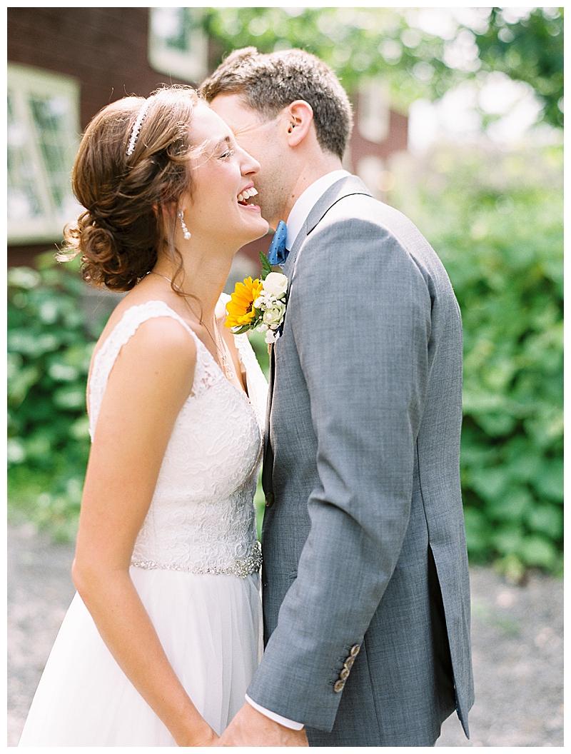 Massachusetts wedding hair & makeup
