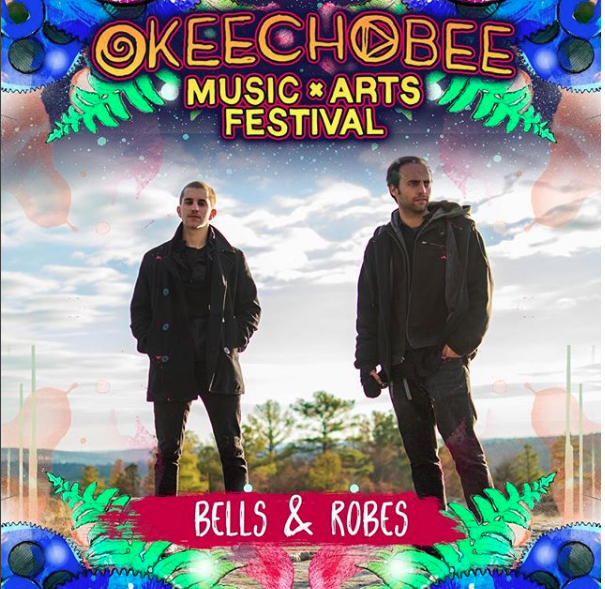 We're very excited to be playing 3 sets at Okeechobee Music Festival this year!  Thursday - 11:00pm-12:00am - Pyramid Stage Friday - 3:30am-4:30am - Pyramid Stage Sunday - 11:15-12:15 - Tea Lounge  See you there <3