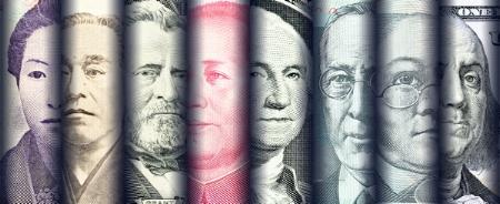 Forex Bills, USD, GBP