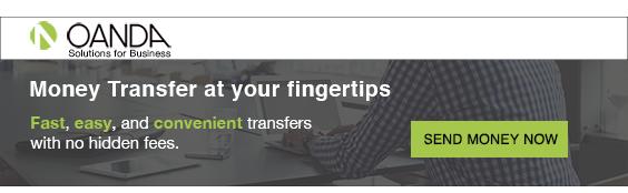 Money Transfer at OANDA