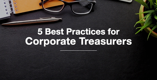 5 Best Practices for Treasury