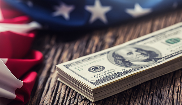 Dollar Strong Ahead of July 4th Holiday