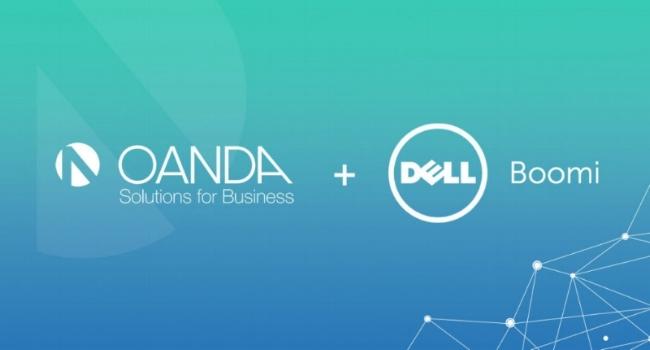 OANDA + Dell Boomi Partnership
