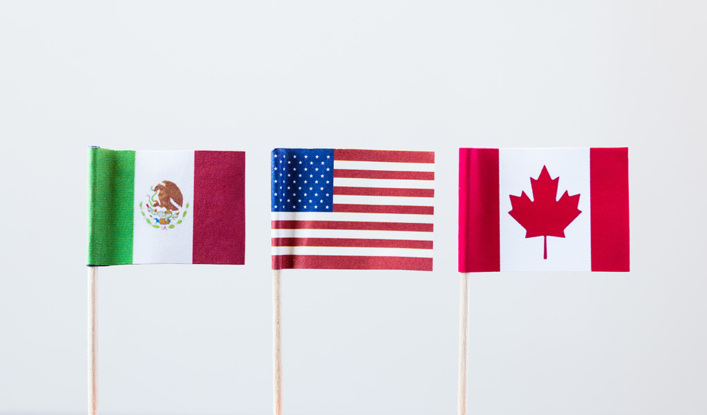 U.S., Canada and Mexico Trade Agreement