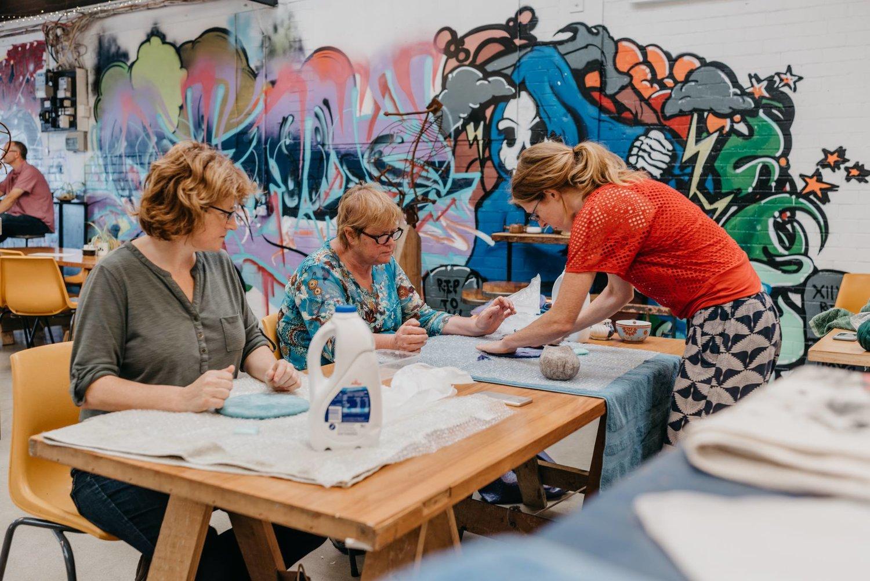 Exchange Christchurch (XCHC) Creative hub & Cafe