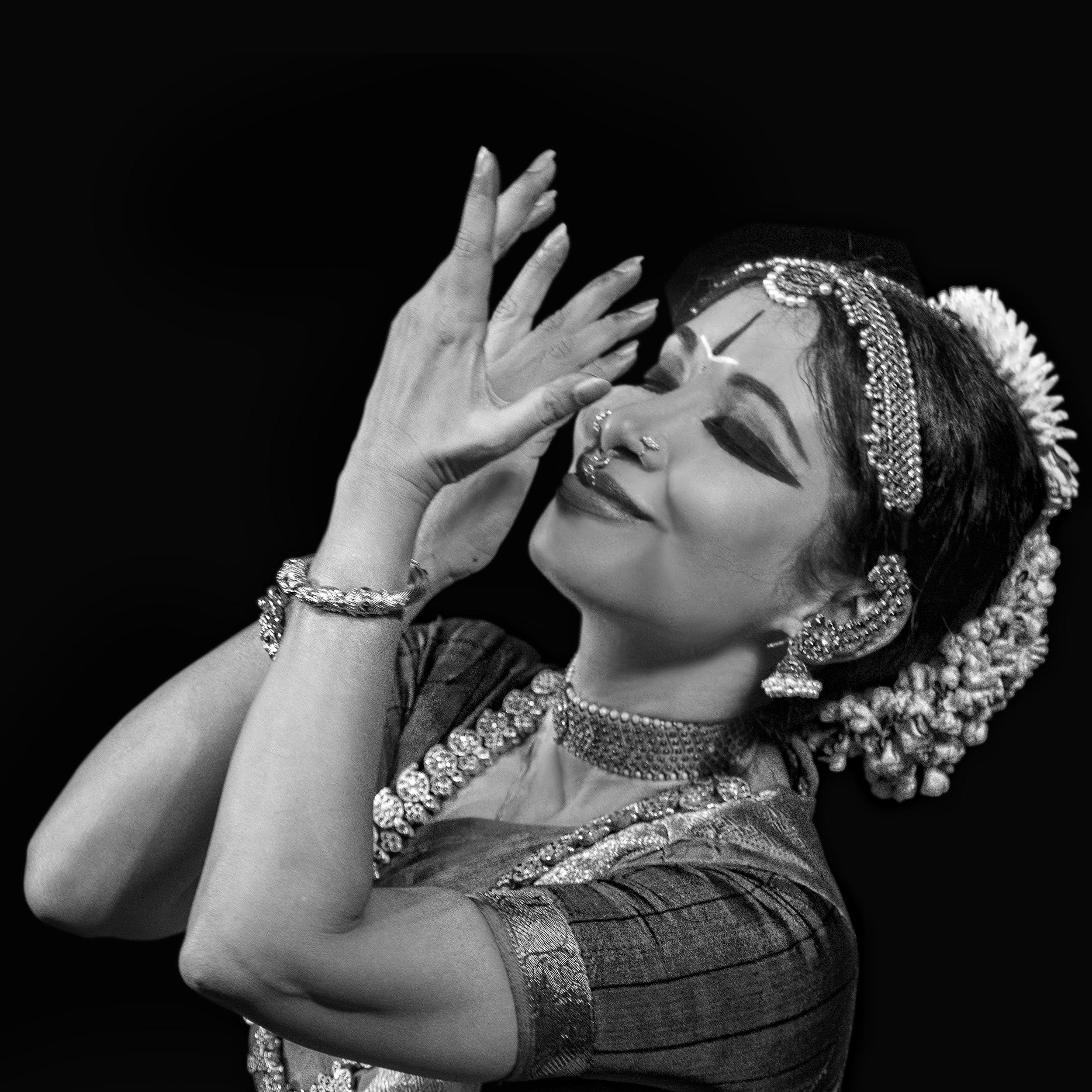 Artist Talk: Padma Bhushan Smt. Alarmél Valli