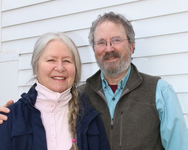 Karen and Kent Bicknell