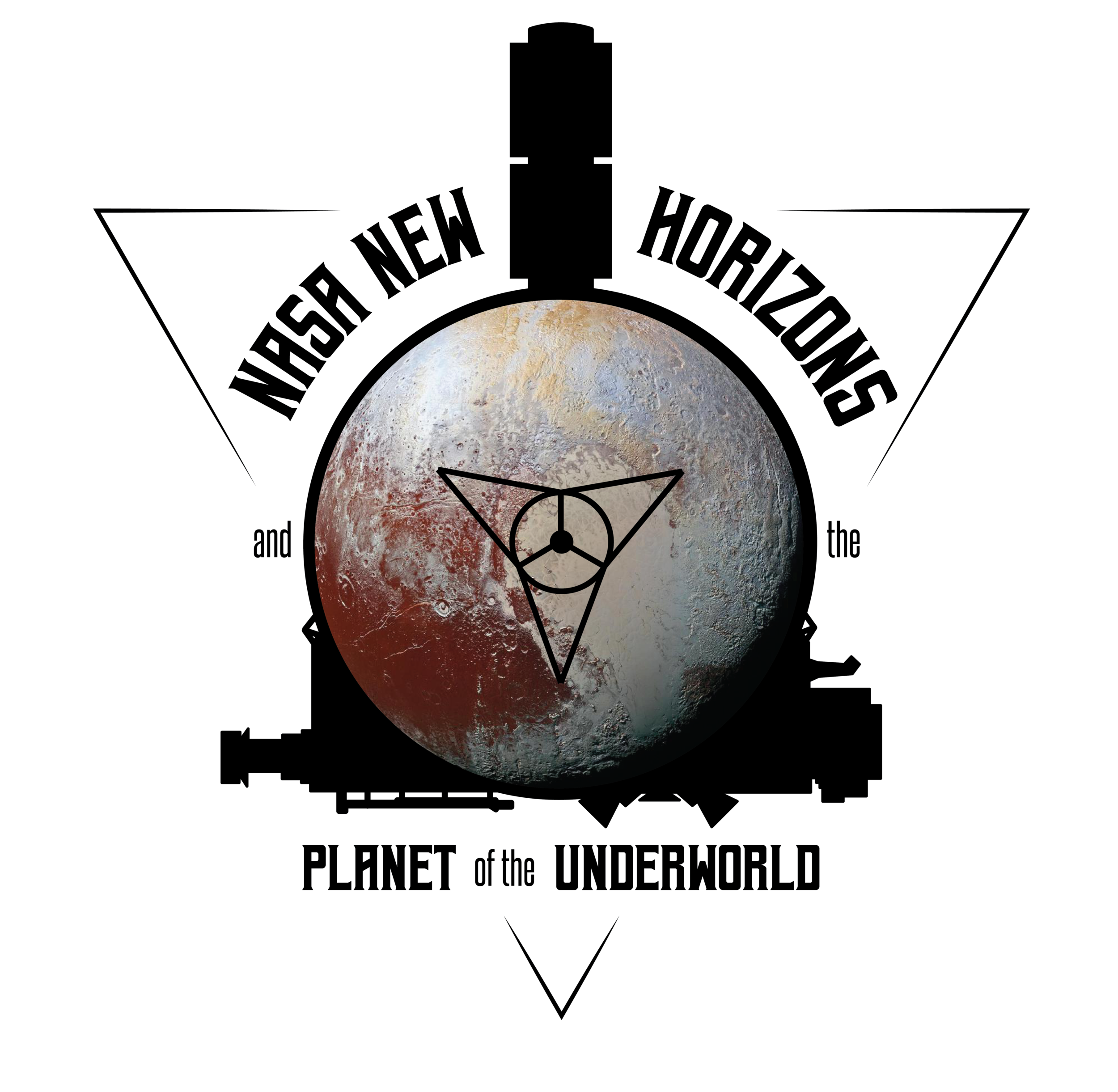 New Horizons and the Planet of the Underworld