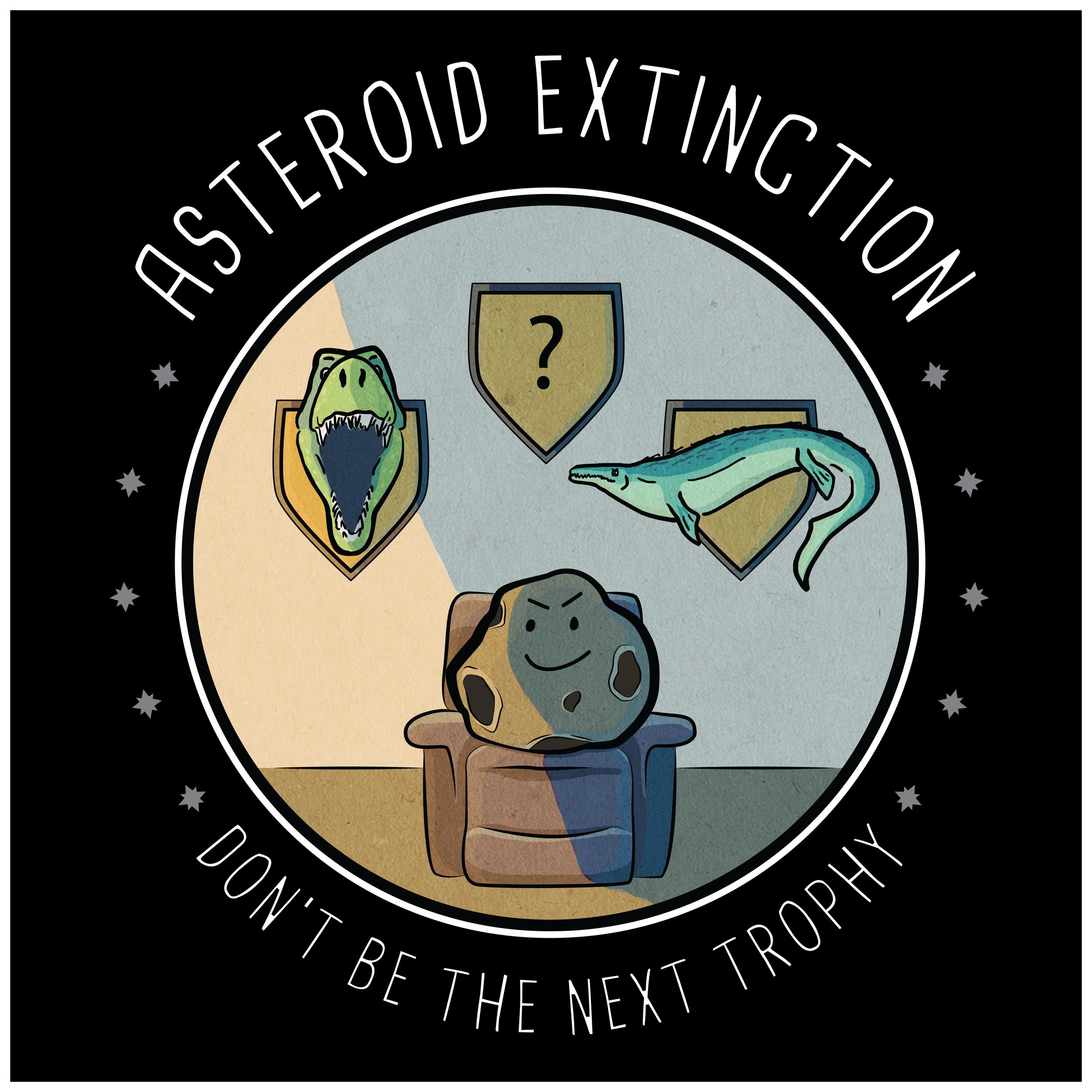 Asteroid Extinction