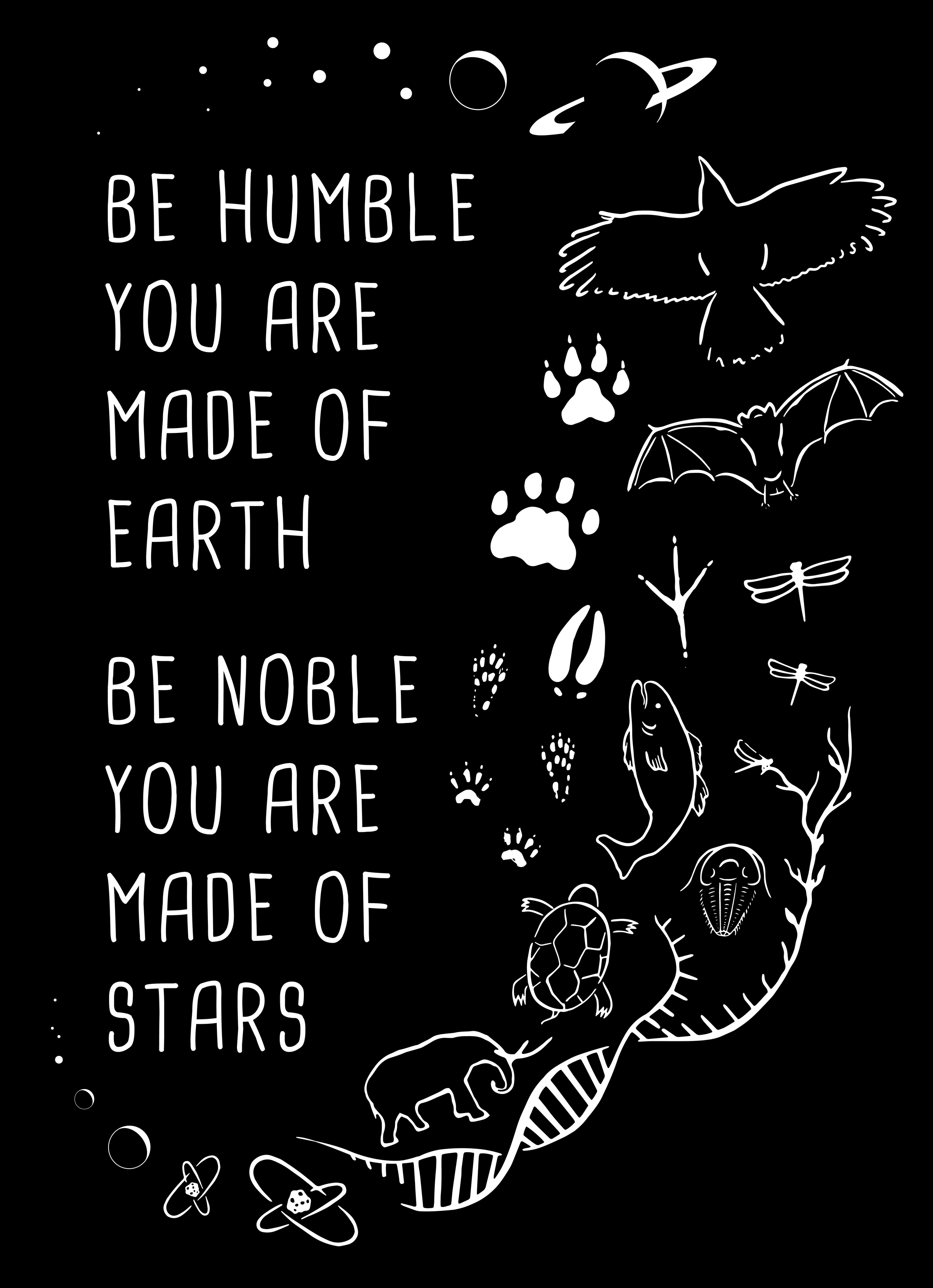 Be Humble, Be Noble