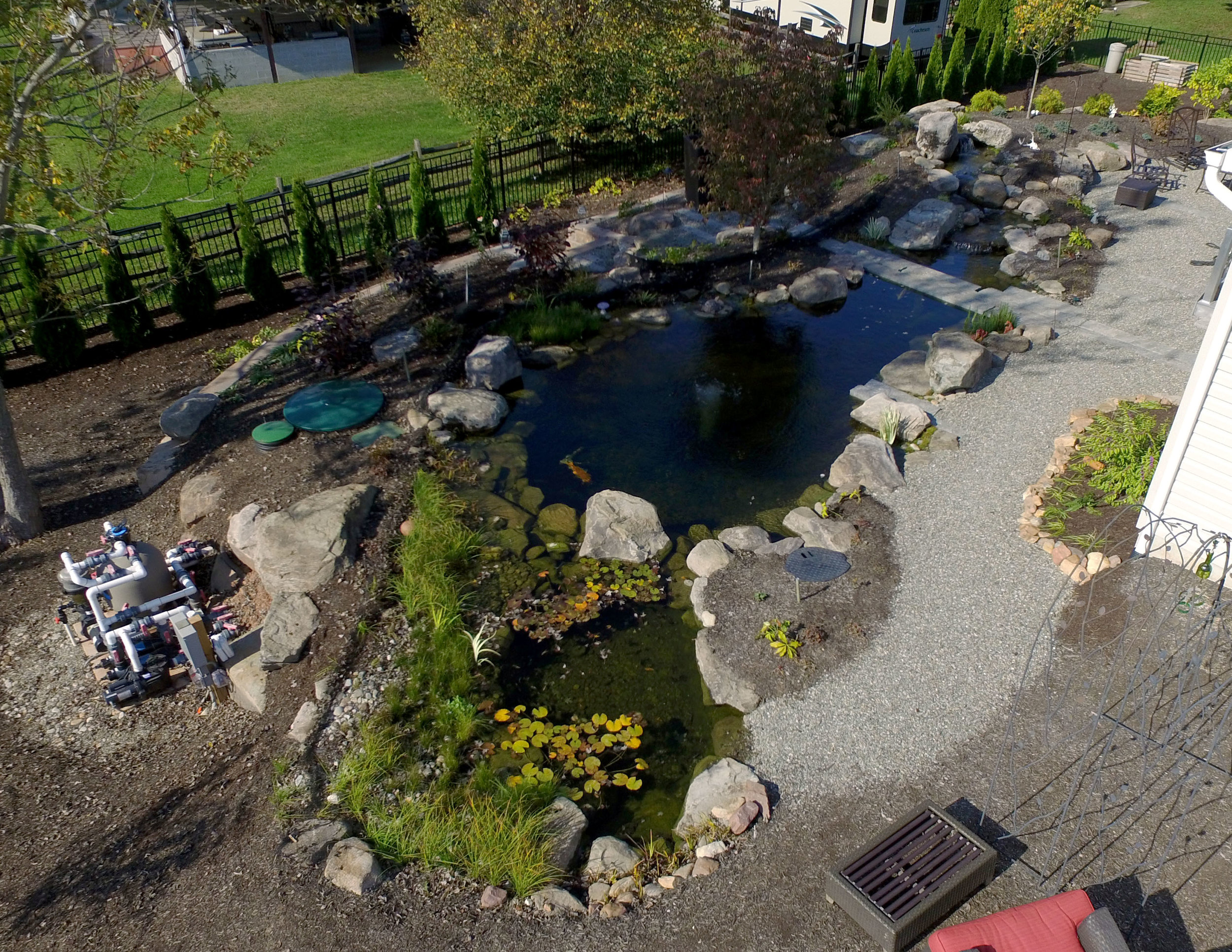 Pondworks_pond_drone_aerial view_custom.jpg