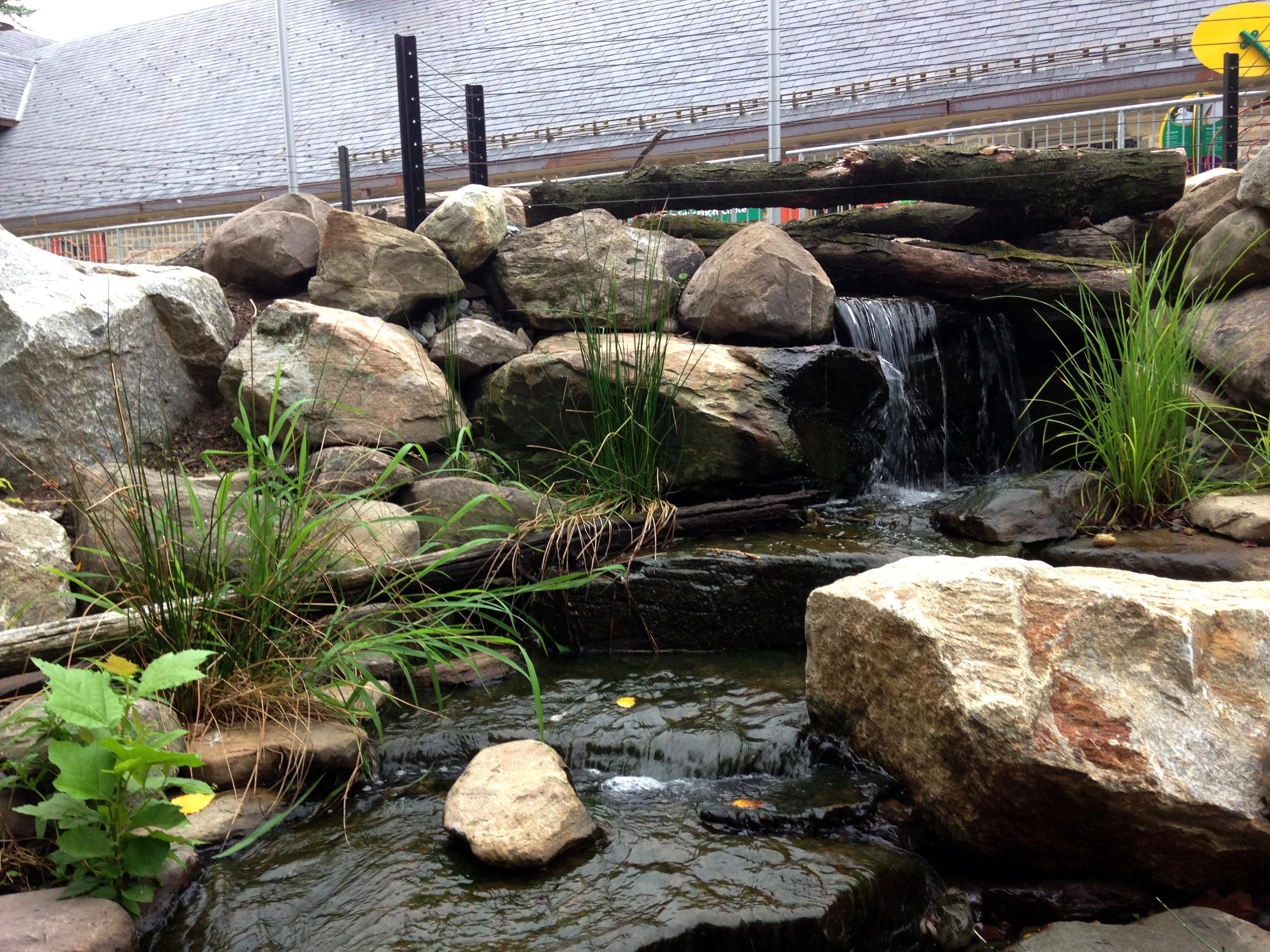 Pondworks_philadelphia zoo_duck pond_waterfall.JPG