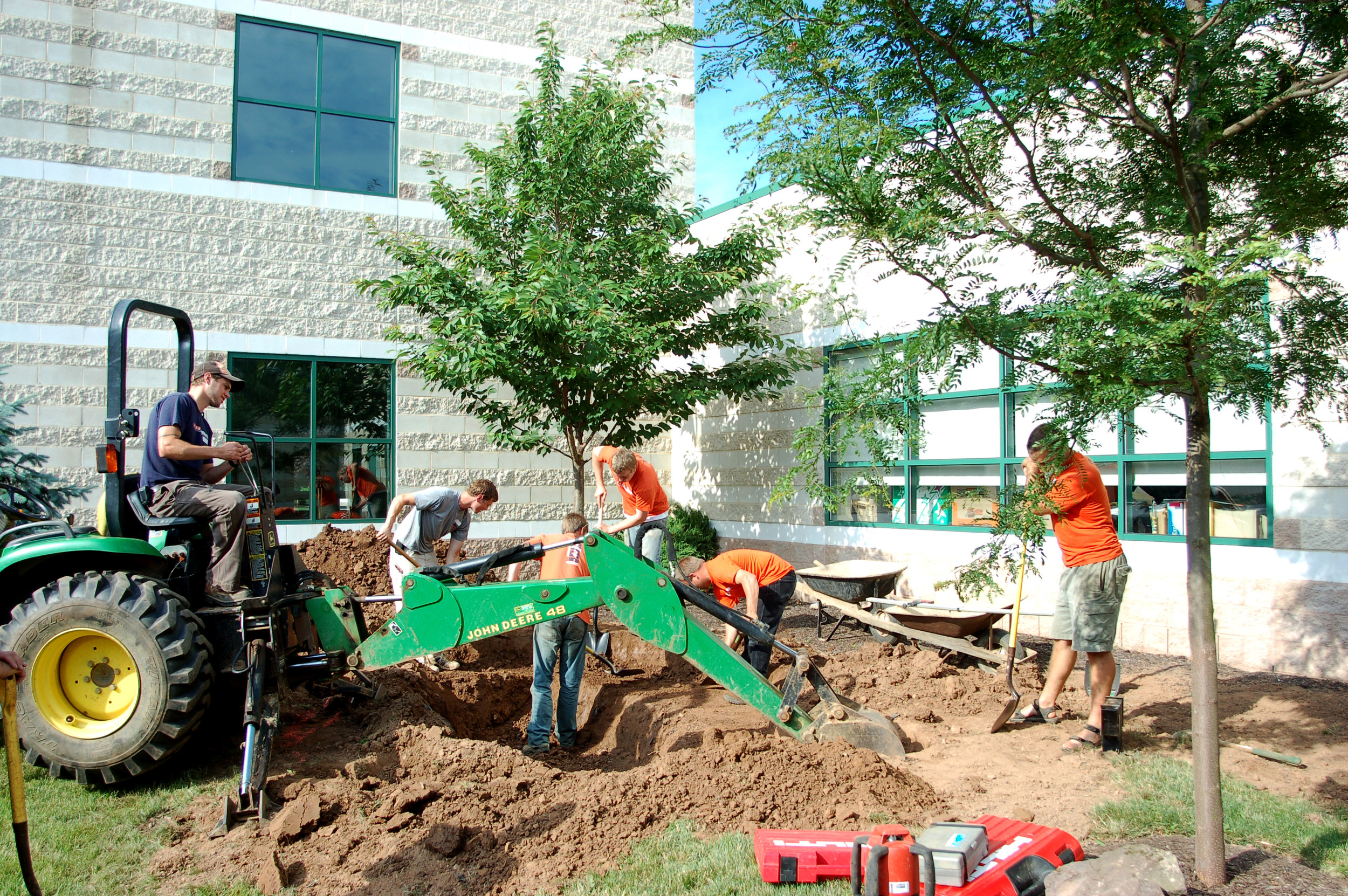 Pondworks_community_Design build_project_custom_Pond_PennView Christian School_01.JPG
