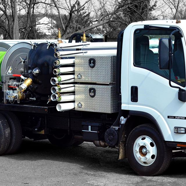 Here's our latest piece of tech that's ready to roll out and help make each pond opening this season go quicker & smoother than before. Check out our blog post here: https://www.pondworksonline.com/blog/20180329-new-trucks-in-the-fleet  #pondworks #vactruck #pondmaintenance #springopening