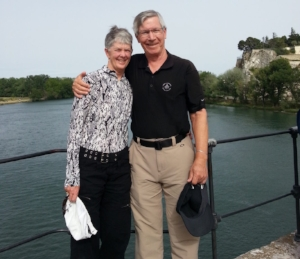 Mimi Beams and Biff Graper enjoy traveling to exotic places, but Hawaii has been home for more than four decades. They look forward to finding affordable care solutions that will let them stay in their own home in the years to come.
