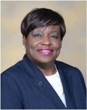 Dr. Valerie E. Harrison, new interim Chief Academic Officer in Charleston school system.