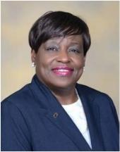 Dr. Valerie E. Harrison, new interim Chief Academic Officer in Charleston school system.
