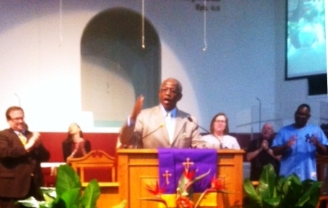 "Rev. Nelson B. Rivers III: ""We have done the impossible."""