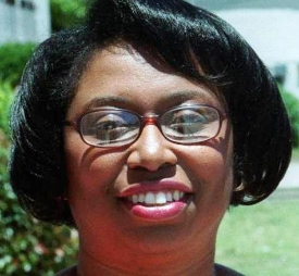 Cynthia Graham Hurd, one of the Charleston Nine.