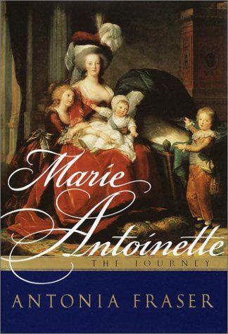 Antonia Fraser MARIE ANTOINETTE .jpg