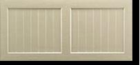 Ribbed Short Panel Model 660