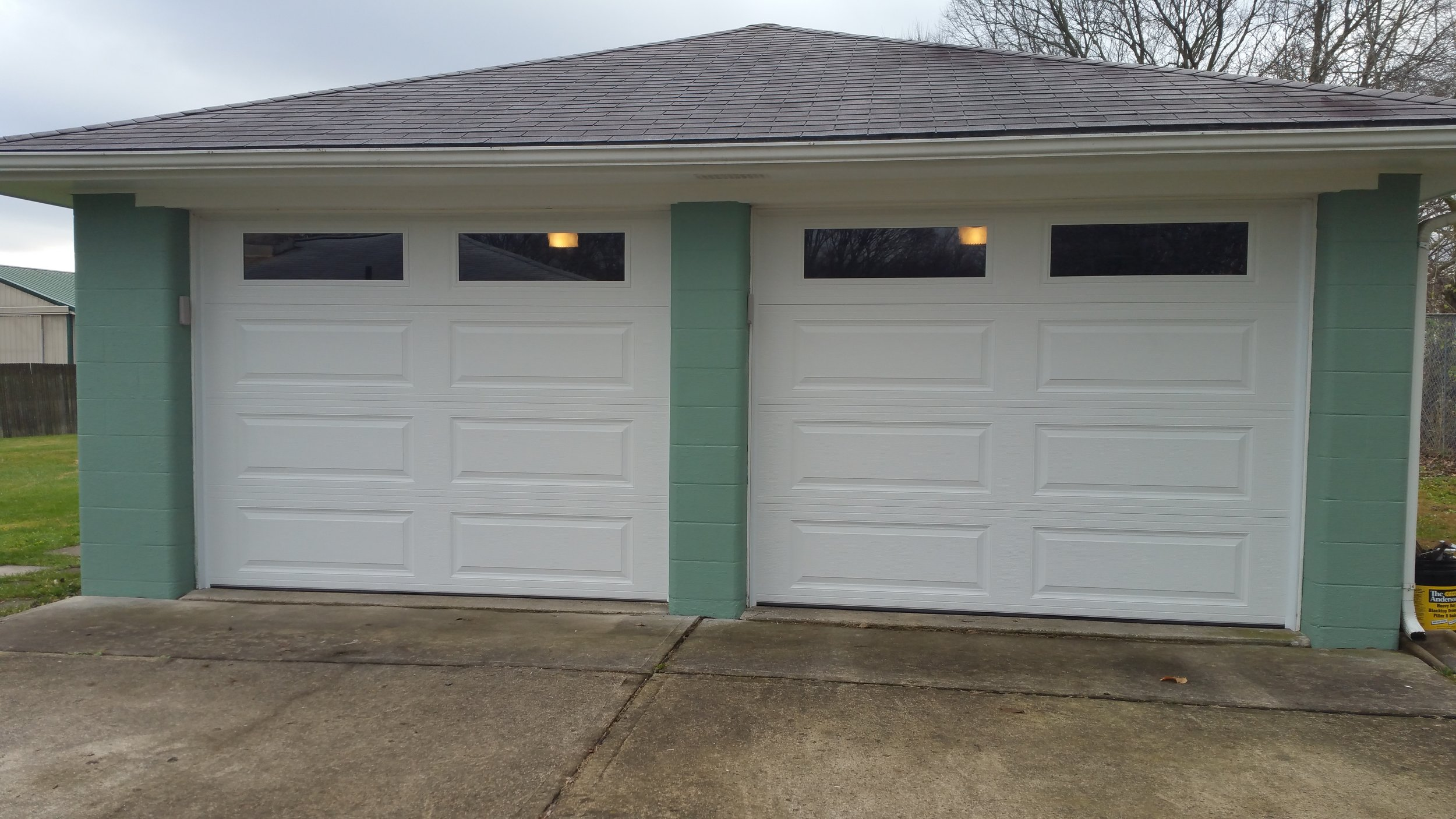 New door install Canal Winchester Oh.