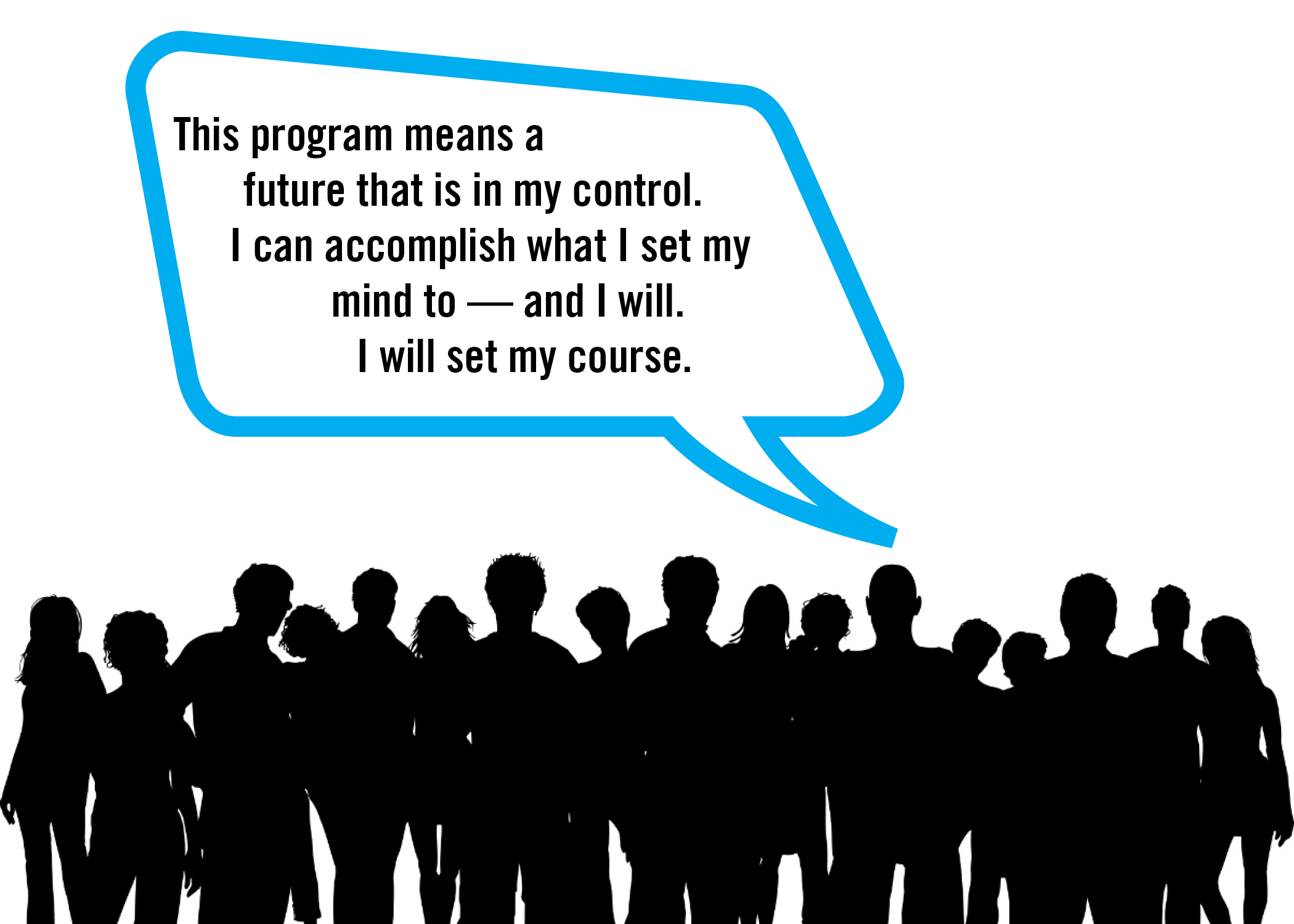 Quote from CPO Blaine Bradley, NSCC