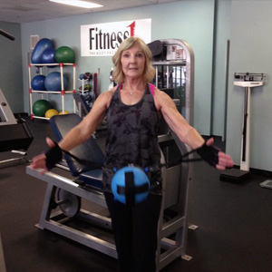 Diane, Personal Trainer / Owner   Trainer Lady Personal Fitness Training
