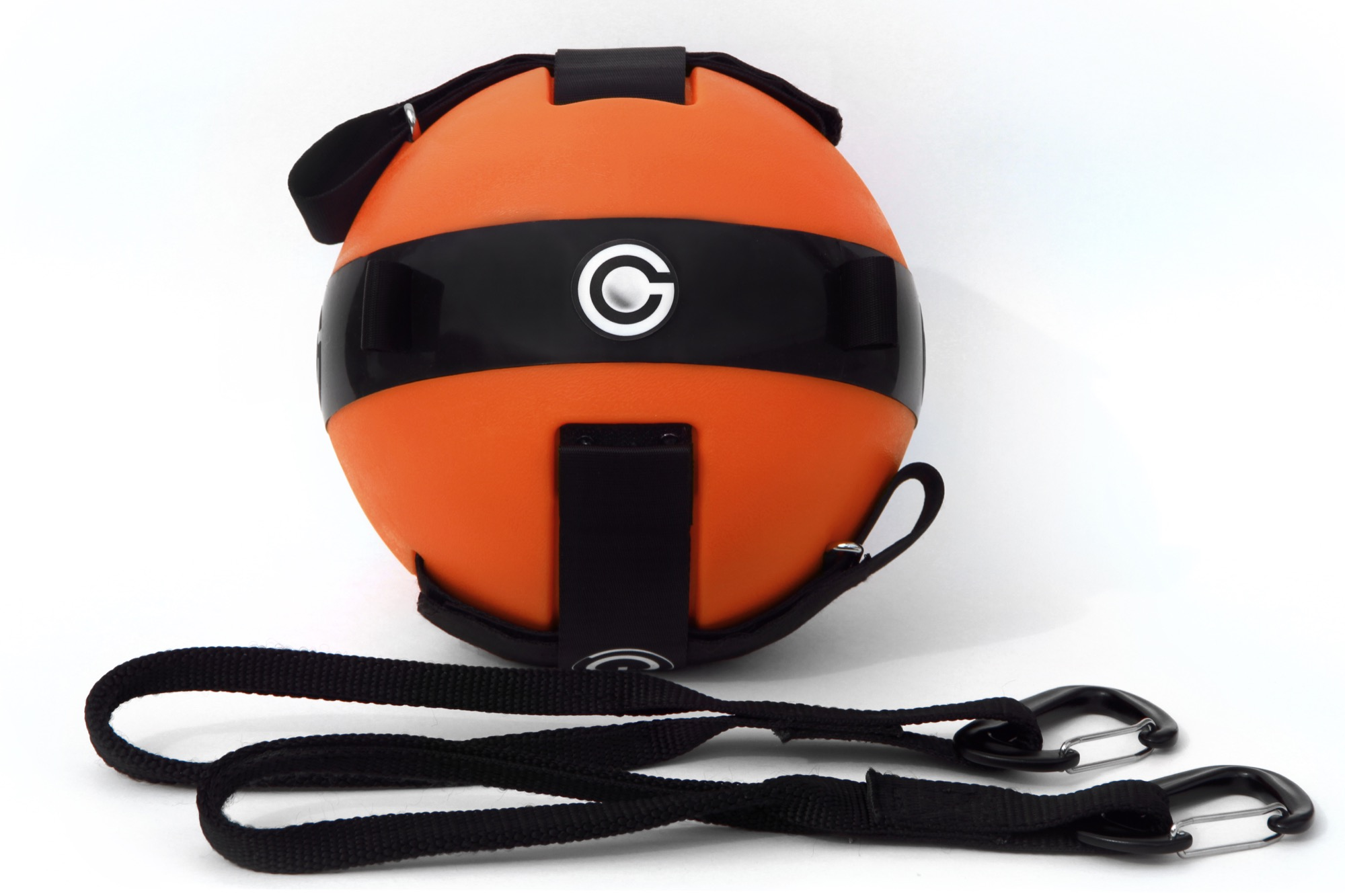 Medium Resistance  Orange Gravity Balls (6 lbs)