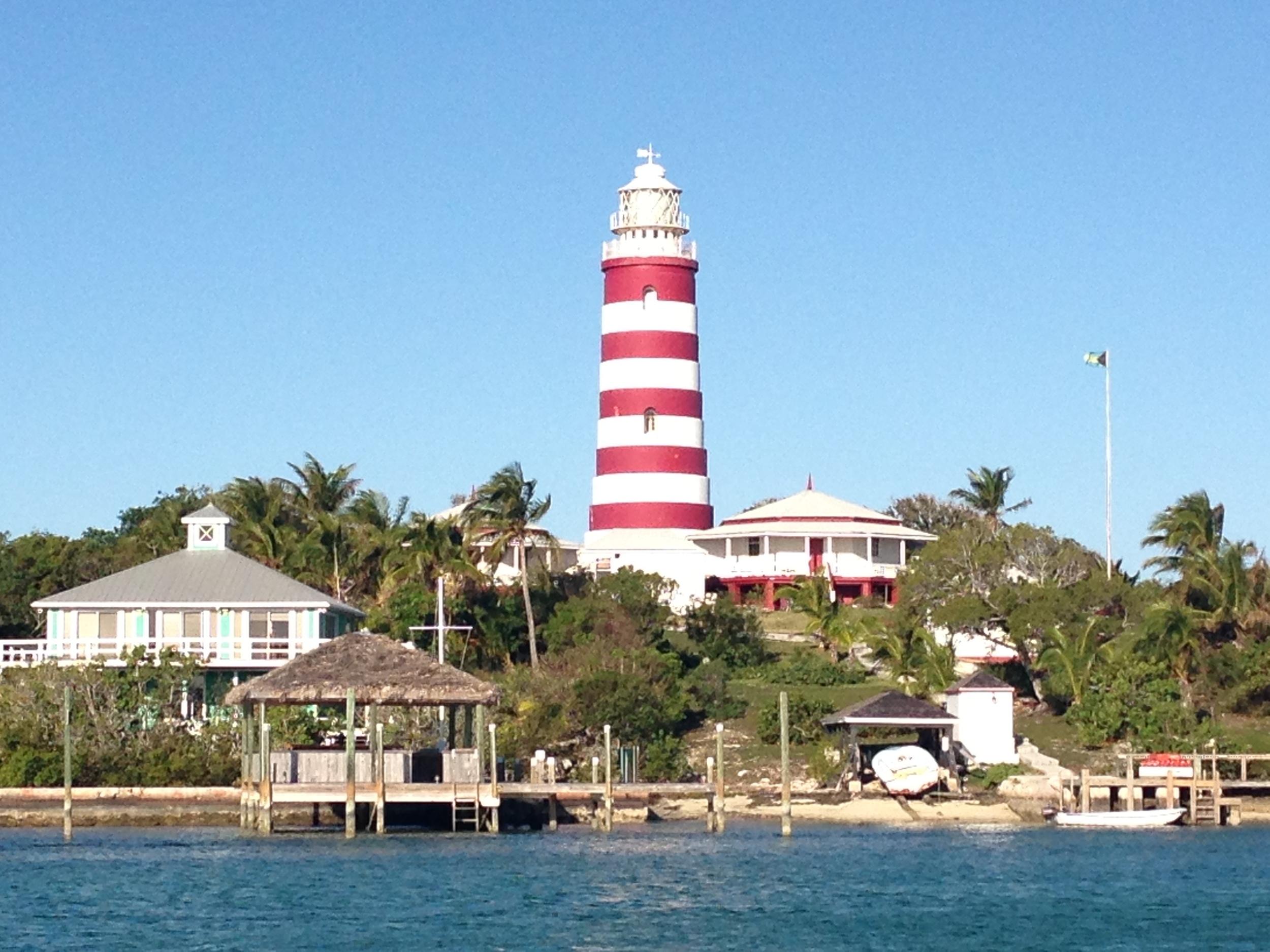 Hope Town's Legendary Light House