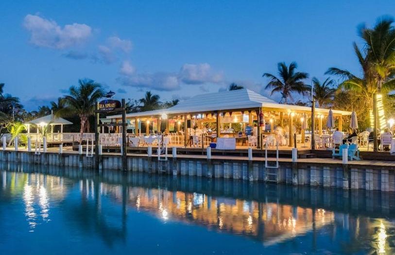 Sea Spray Marina, Bar & Restaurant