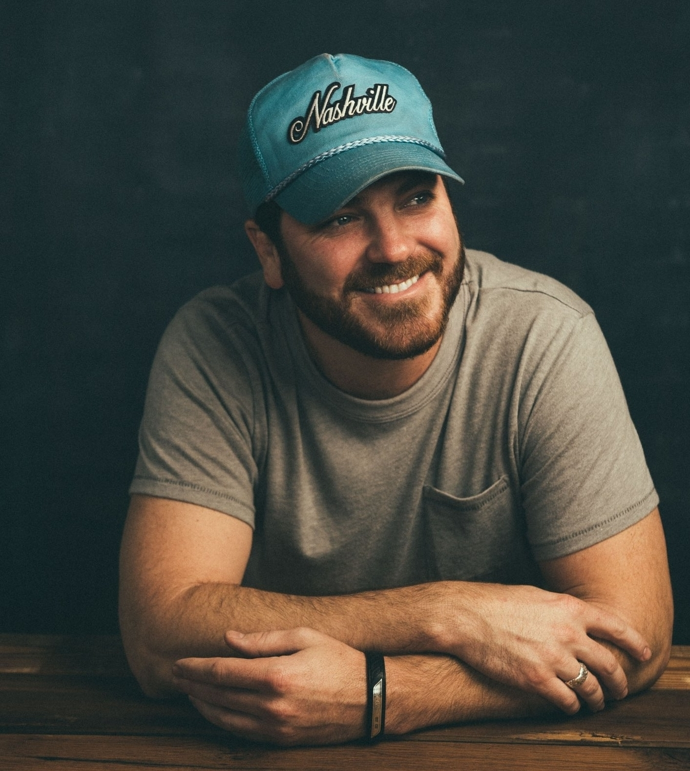 TYLER REEVE - Alabama bred Tyler Reeve is a Nashville based songwriting powerhouse who over the past few years has found great success as an artist & writer in Music City. Besides touring the country as an artist Tyler has also written hits for Brett Young (
