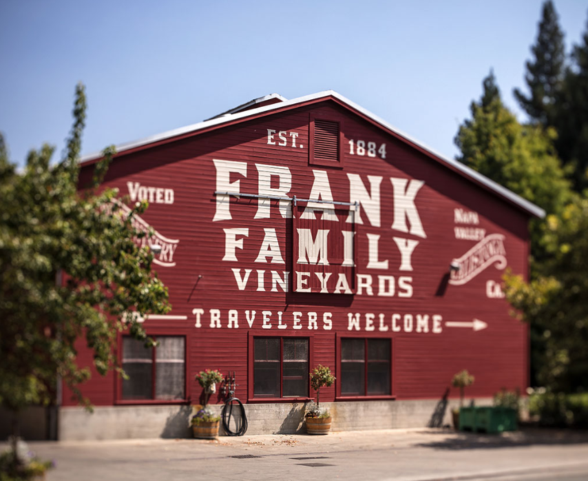 FRANK FAMILY - SIP NAPA 2020 is extremely proud to have yet another family owned Napa Valley winery join our SIP Family with the addition of the incredible Frank Family Vineyards. Rich & Leslie Frank are not only incredible wine makers, but also extremely kind and generous people who we at a SIP are thrilled to have joining our little music & wine fest. :) If you have not yet been to FRANK, well you are in for a treat, and if you have… well you already know it is going to be yet another perfect SIP NAPA venue! For More Info on Frank Family Vineyards CLICK HERE.