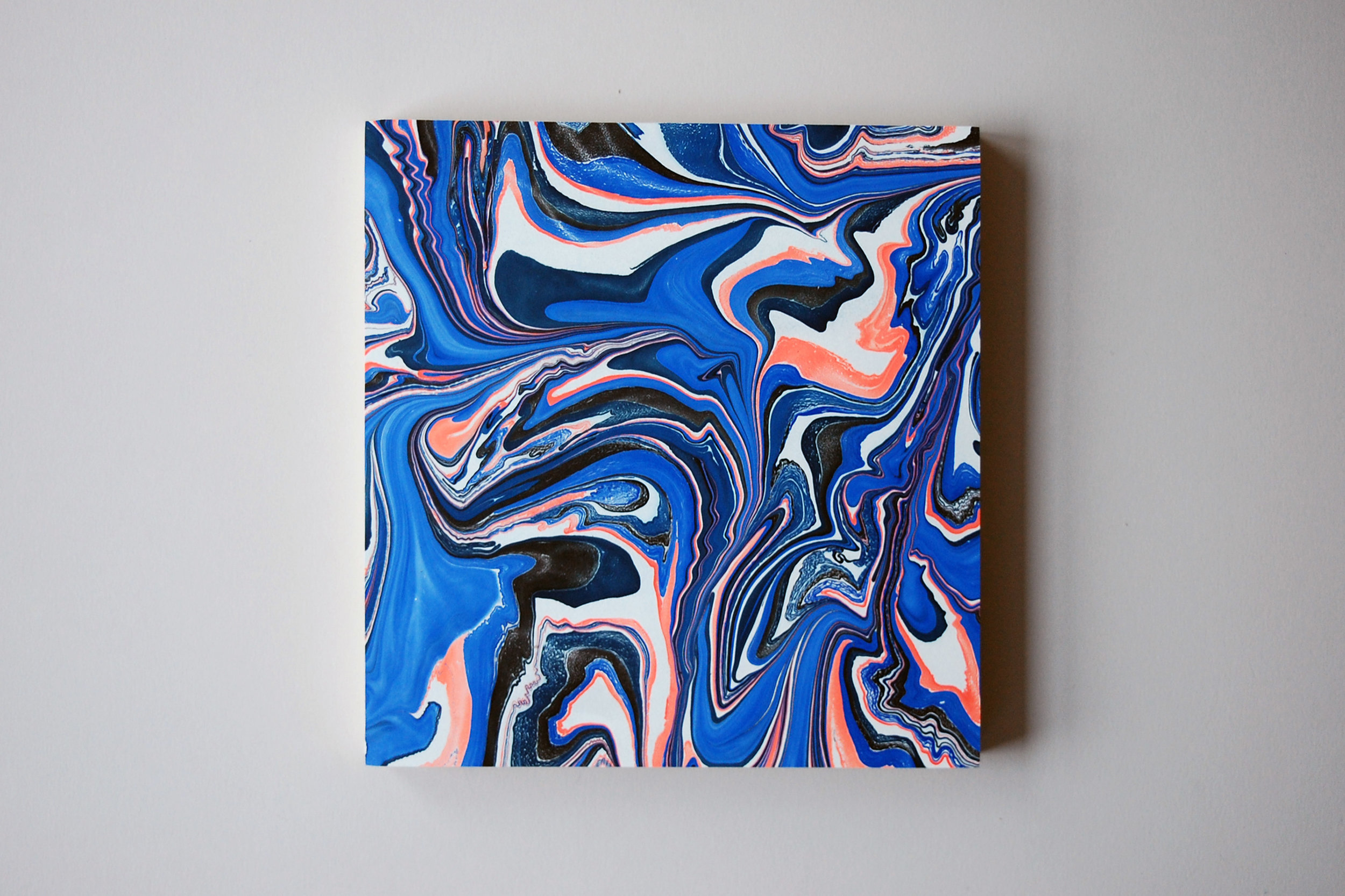 marbled panel ix by natalie stopka