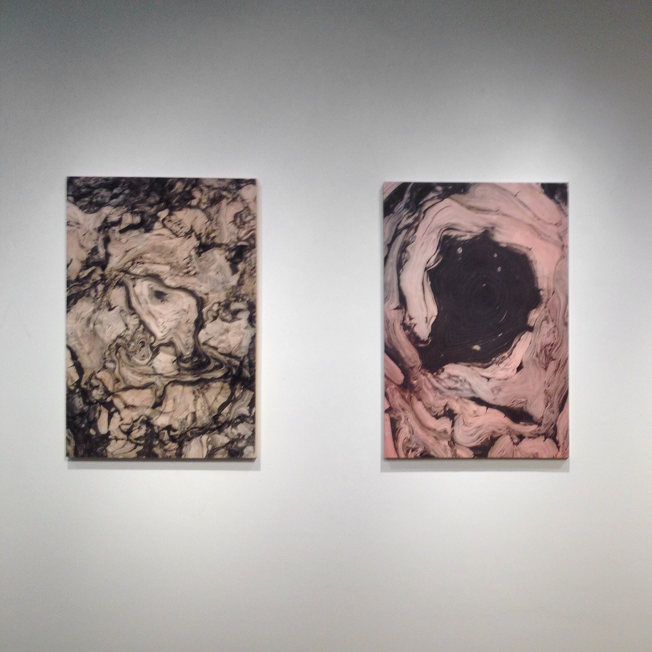 works on paper by natalie stopka