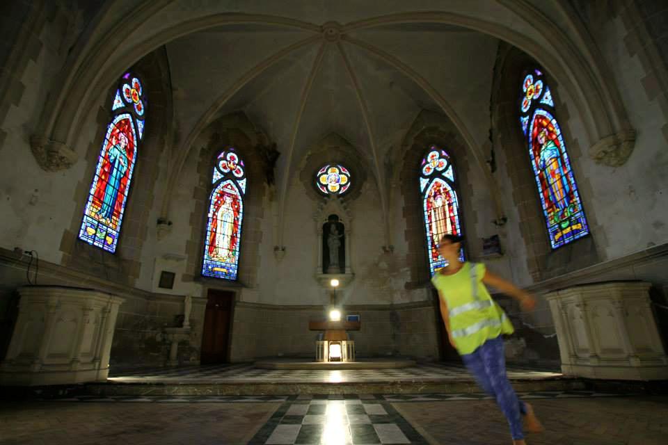 PAF Chapel, 2013 - video stills