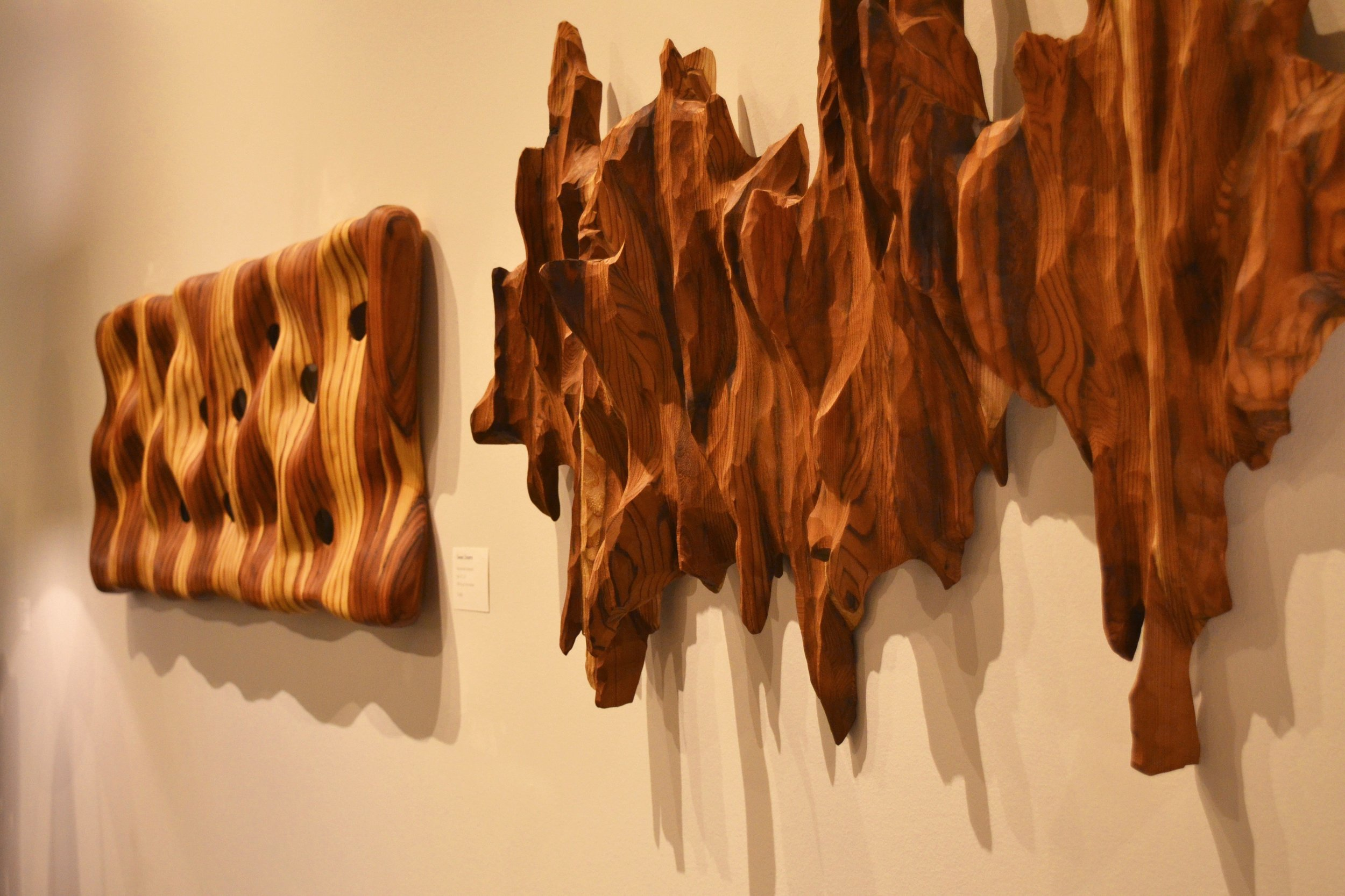 Sculpture Gallery of Contemporary Wall Art - San Francisco - by Lutz Hornischer