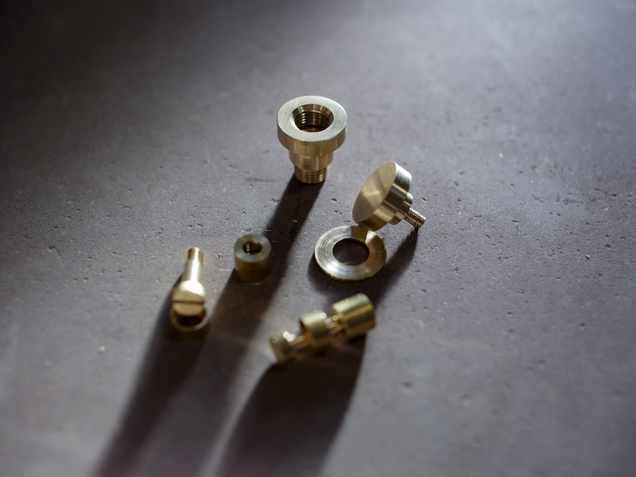 Custom Lamp Parts.