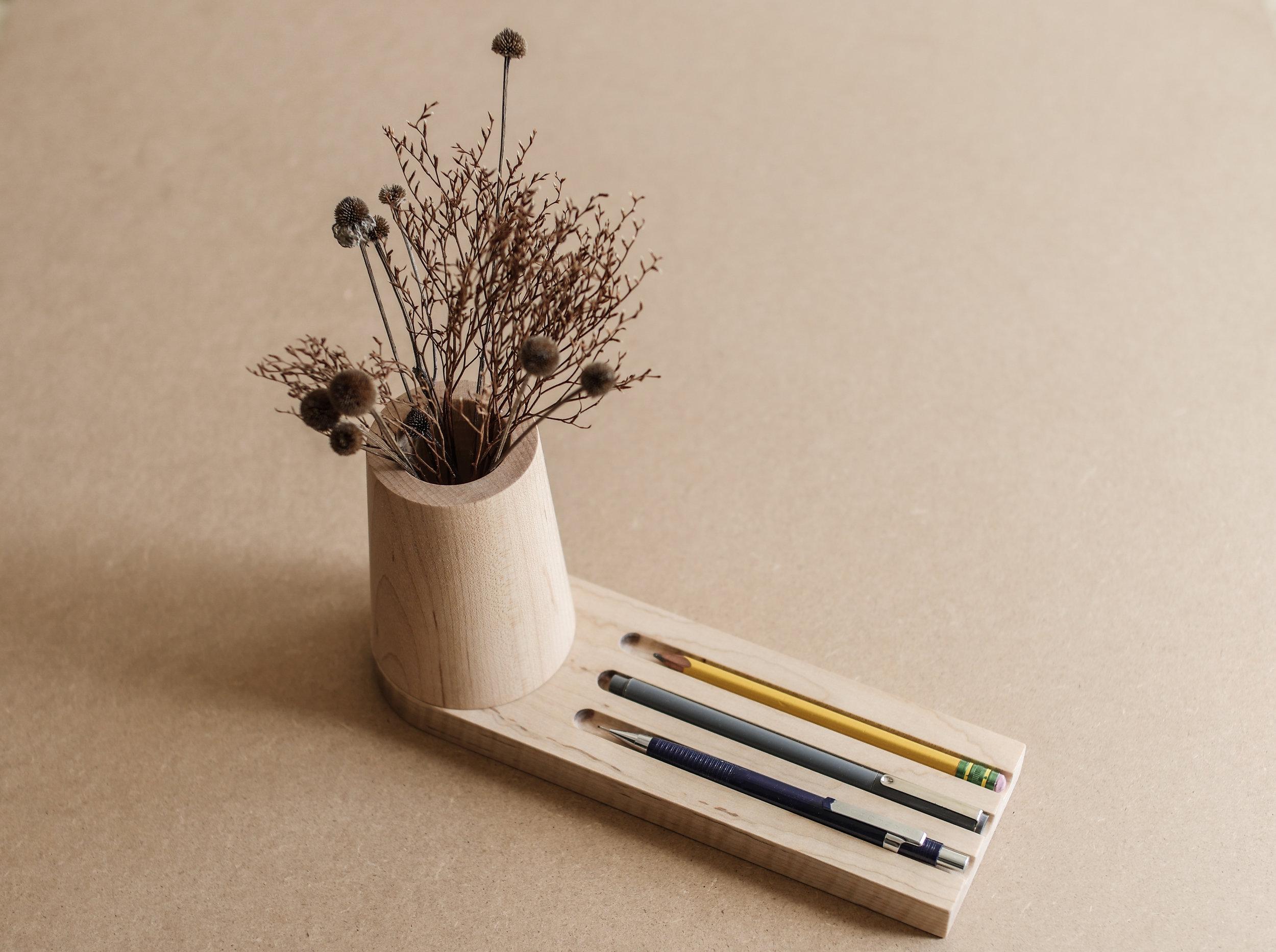 Pencil Tray - No. 1 / Maple