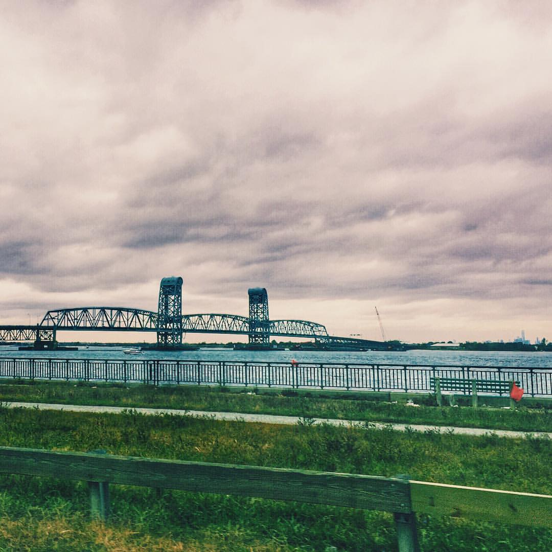 Took a drive towards Breezy Point the other day.  Love the Marine Park Bridge.