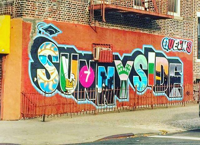 Sunnyside, Queens.