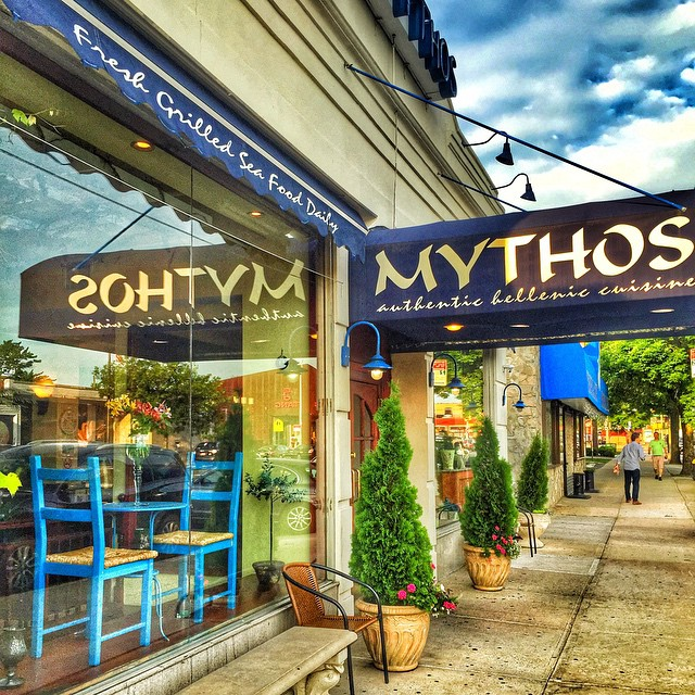 Day 24/100: A beautiful day for a Christening & some yummy food at Mythos Authentic Greek Cuisine      #queens #mythose #queensnyc #flushing #flushingny #bayside #baysideny #queensfood #queenscapes #heartofqueens #itsinqueens #100DaysOfQueens (at Mythos Authentic Greek Cuisine)
