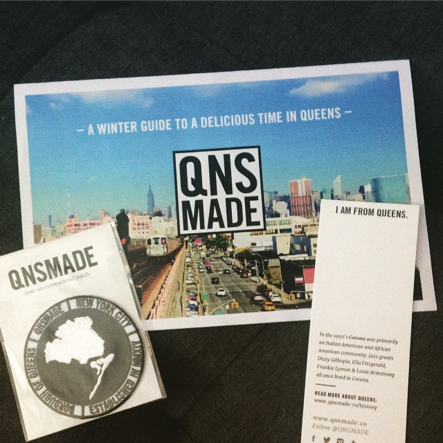 Just got this awesome package in the mail – thanks @qnsmade !!! #qnskids #qnsmade