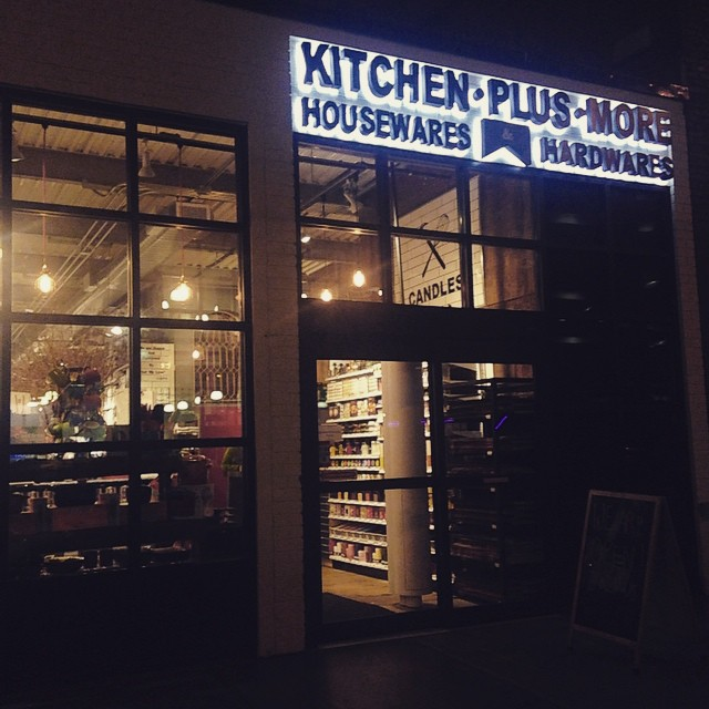 Kitchen Plus More is open just in time for the holidays! #lic (at foodcellar & co. 47th Rd. Long Island City, NY)