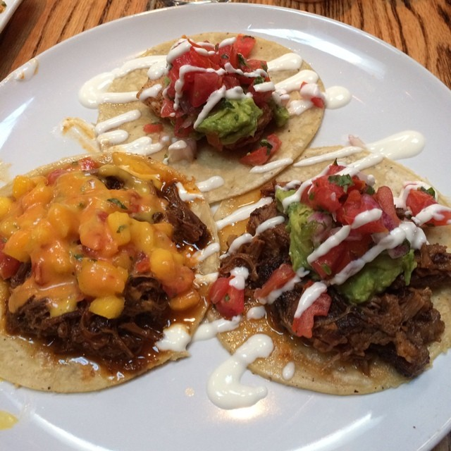 Taco Trio from Pico in Belle Harbor Rockaway       View  Queens, NY  in a larger map