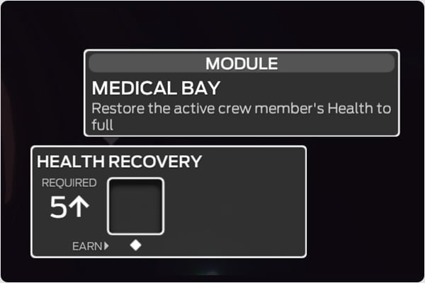Add a five   or higher to recover all health.