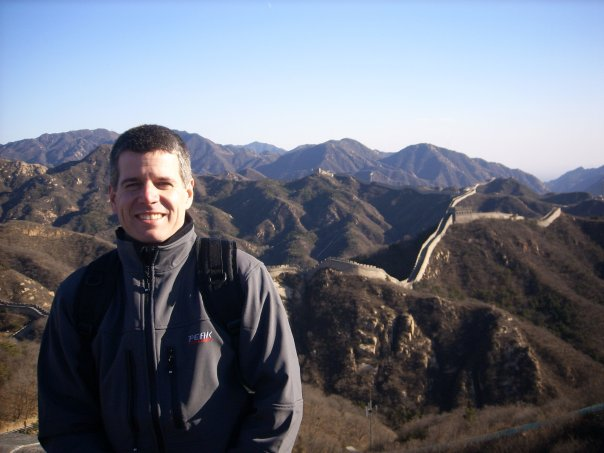 Jeff Palm in China