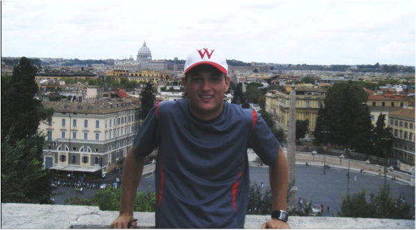 Nate Schrader, Wabash College, Class of 2010