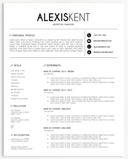 Alexis Kent