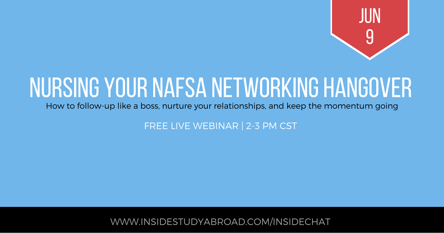 Inside Chat - NAFSA Hangover